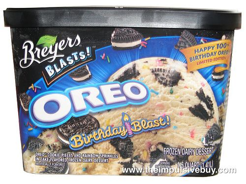 ... oreo birthday cakes icecream limited edition oreos publix bogo just