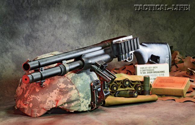 #Remington 870 Modular Combat System 12-Gauge Shotgun | #GunReview