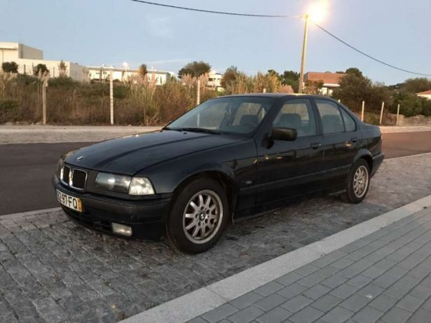 BMW 318 tds preços usados
