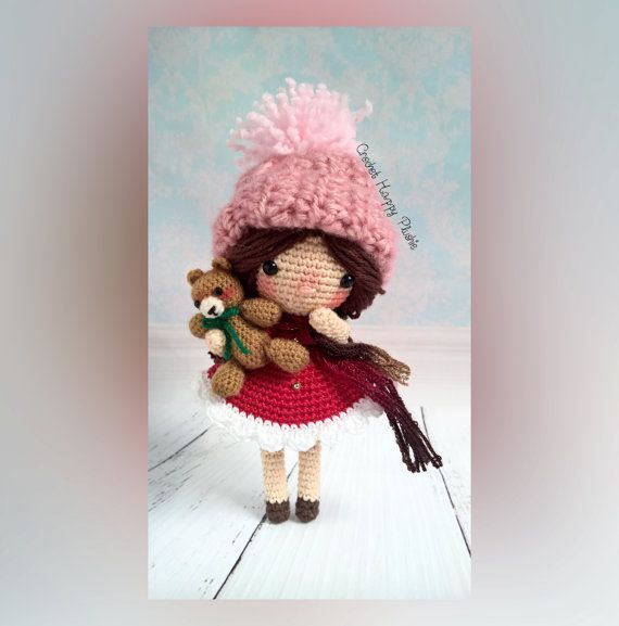 Amigurumi Chibi Doll Pattern Free : 17 Best images about Amigurumi Dolls on Pinterest ...