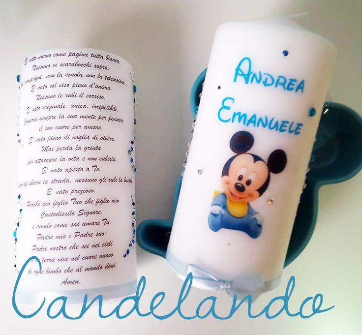 Favoloso Oltre 25 fantastiche idee su Bomboniere di topolino su Pinterest  PL99