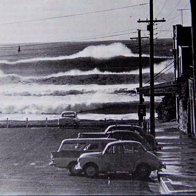 The Alley...Cronulla 1960's