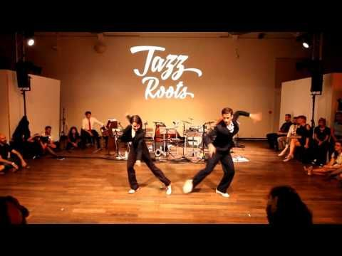 Jazz Roots 2017 - Ksenia Parkhatskaya & Daniil Nikulin - YouTube