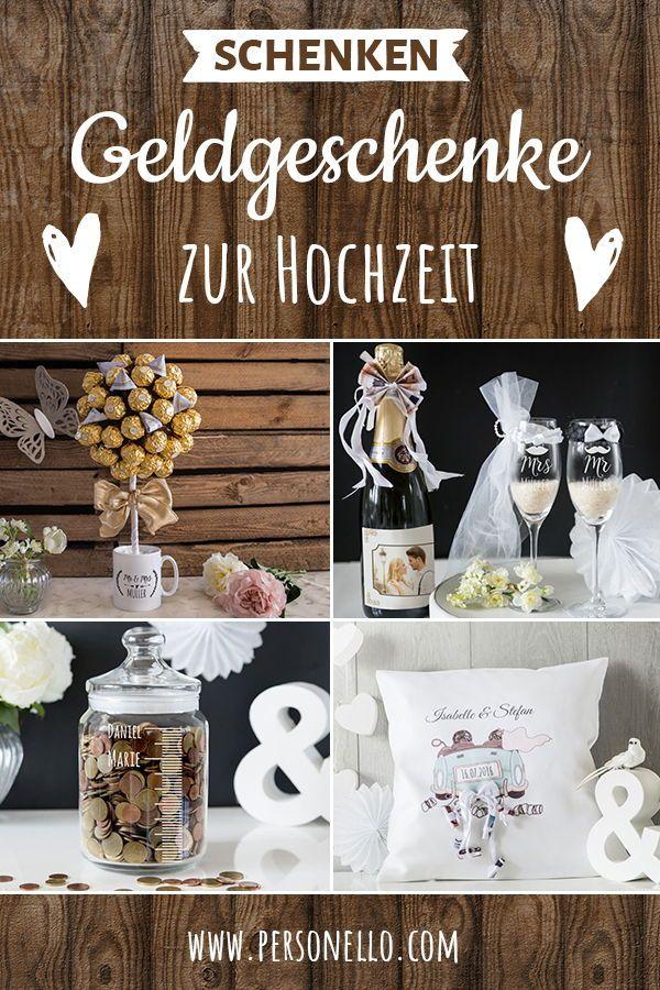 Was Kann Man Zur Hochzeit Schenken / Geschenkideen Zur