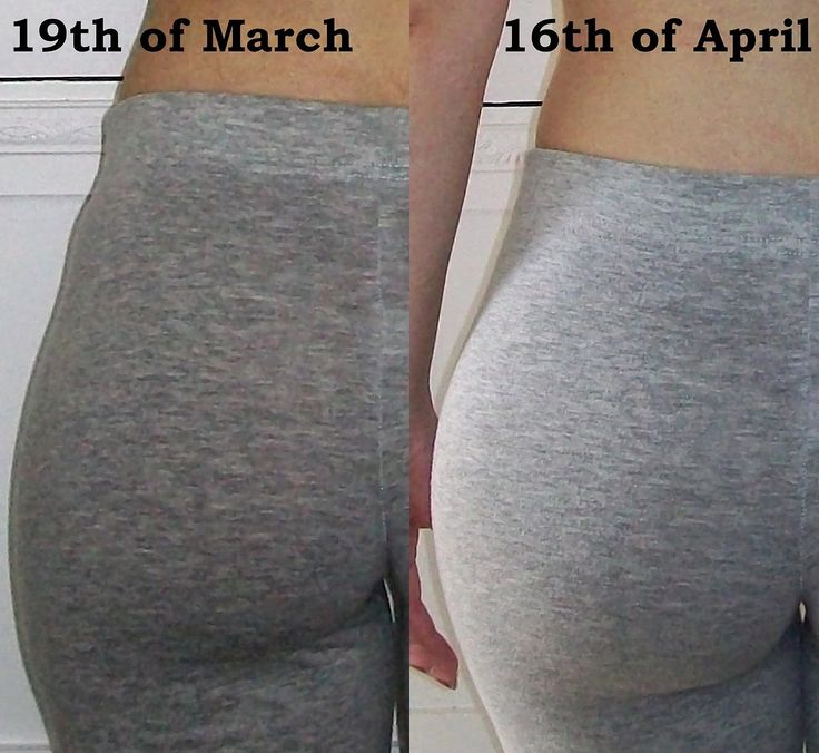 The 30 day squat challenge results can seem almost too ...