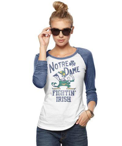 Notre Dame Fighting Irish Women's Jersey $42.00
