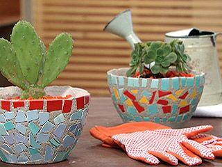 M s de 25 ideas incre bles sobre artesan as con mosaicos for Utilisima espejos decorados