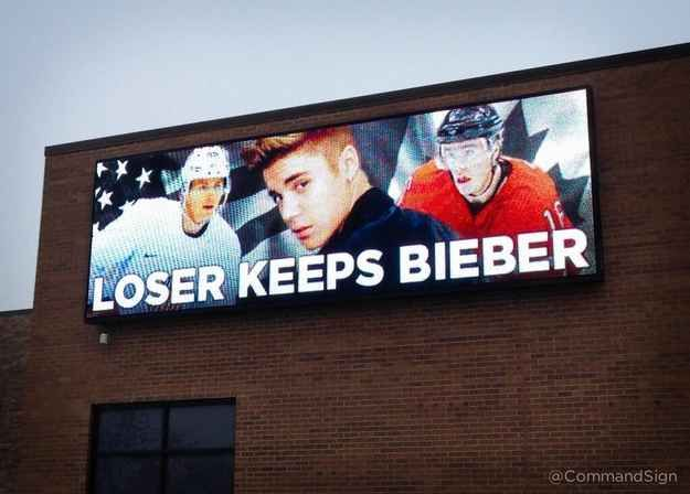 This Is Why The U.S. Vs. Canada Hockey Match Is The Most Important Sports Game In History