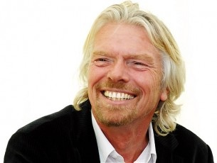 Sir Richard Branson, regarded by many as the UKs greatest entrepreneur