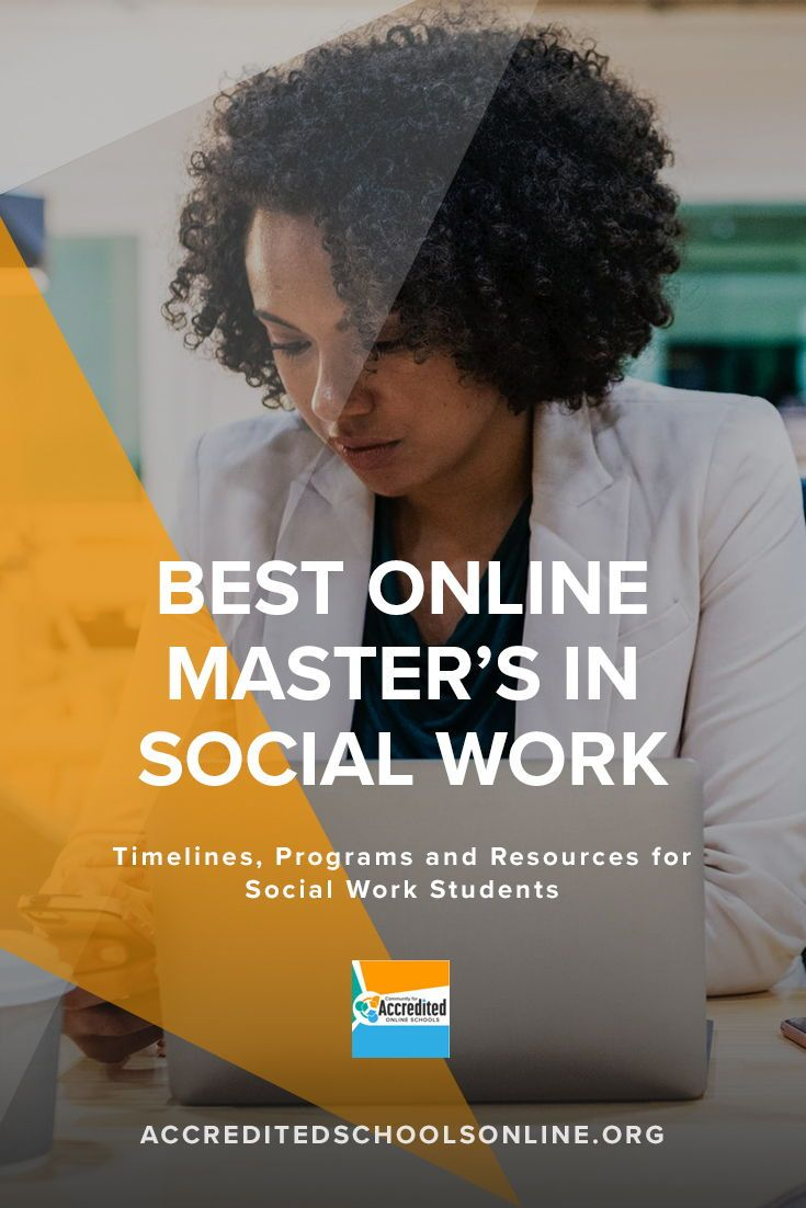 Online Masters Degree In Social Work  See The Best