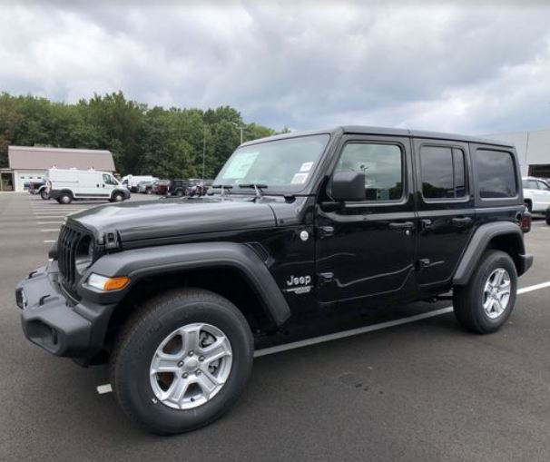 2019 Jeep Wrangler Unlimited Sport S 4x4 In 2020 Jeep Wrangler Unlimited Sport Jeep Wrangler
