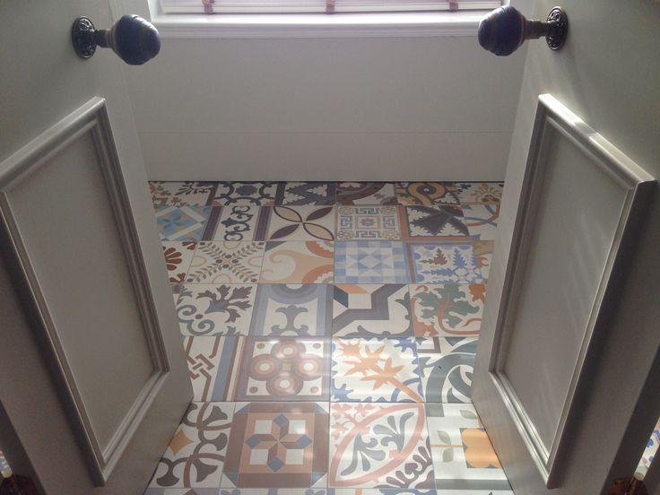 Tiles. Lush.