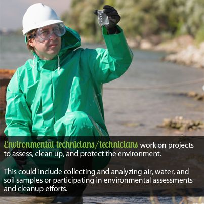 Best Environmental Technician Images On