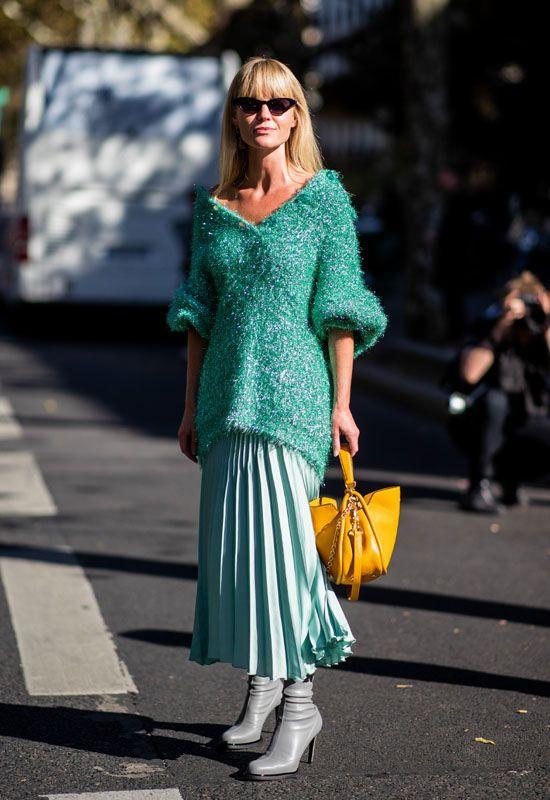 Street Style  los 10 looks que te salvarán en octubre cuando no sepas qué  ponerte.  fashion  moda  streetstyle  inspiration 5f81a7b95c35