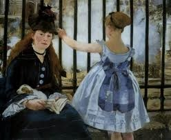 an analysis of the art style of edouard manet an impressionist painter Artist: edouard manet (1832-83), the painter of modern life who scandalised the parisian public with his tough nude olympia (1863), his sleazy take on the pastoral le déjeuner sur l'herbe (1863.