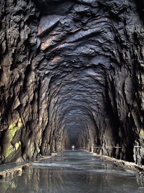 23 of the most epic photos of tunnels i've ever seen @Tony Gebely Castillo