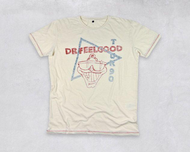 Dr Feelgood | Retro Tshirt