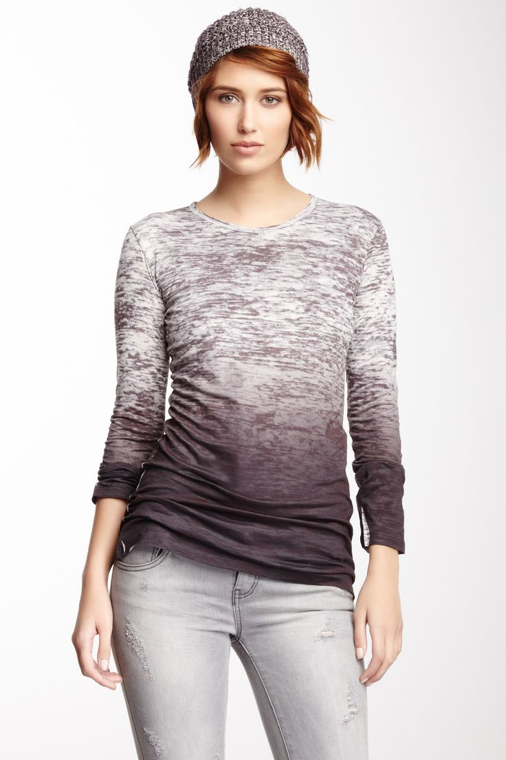 Crew Neck Tee on HauteLook