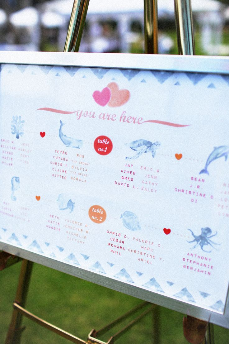 Best Seating Chart Ideas For A Wedding Images On