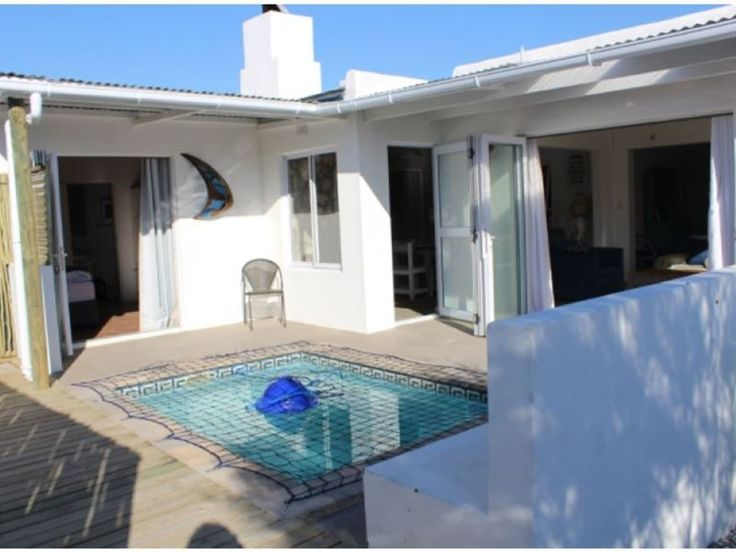Joyful - This tastefully decorated three-bedroom cottage is just 300 meters from the beach. The unit has three bedrooms, two of which are part of the main house. The third bedroom is separate from the house, and ... #weekendgetaways #paternoster #westcoast #southafrica