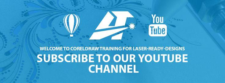Watch our Sneak Peek Videos for the CorelDRAW training for Laser-Ready-Designs!  https://www.youtube.com/my_videos?o=U