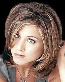 1990's Hair StyleHaircuts, Hairstyles, Jennifer Aniston, Shorts Hair, Medium Hair Style, Round Face, Beautiful, Hair Cut, Jenniferaniston
