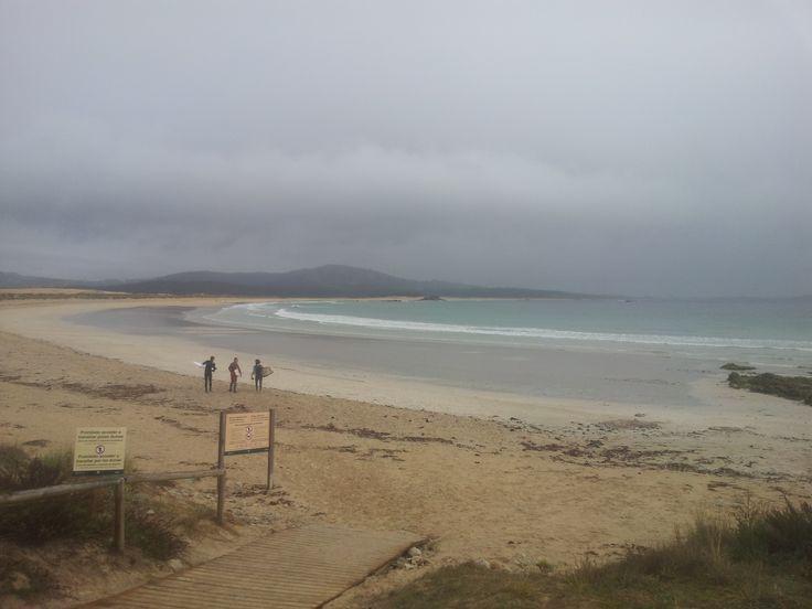 Praia da Ladeira (Ría de Arousa)
