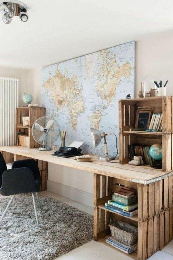 Schreibtisch Design Exklusive Ideen F R Ihr Arbeitszimmer Holzbauen Holz S Schreibtisch Desig In 2020 Diy Palettenmobel Mobel Zum Selbermachen Mobel Aus Paletten