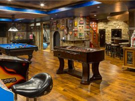 Basement Remodeling Kansas City 38 best breathtaking basement finishes images on pinterest
