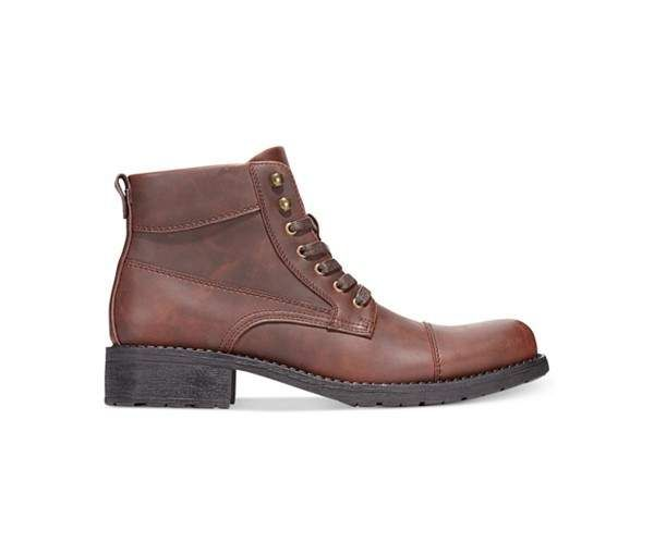 Men's Boots: Weatherproof Brand Alfani Unlisted A Kenneth Cole More; 3 for $67.50 ($22.50 each when you buy 3... #LavaHot http://www.lavahotdeals.com/us/cheap/mens-boots-weatherproof-brand-alfani-unlisted-kenneth-cole/61324