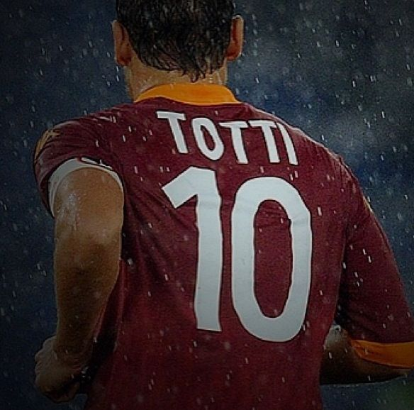 Totti - some things never change