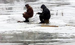 Russian love affair with ice fishing shows no sign of cooling ...