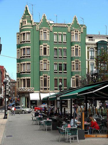 Gijón,  Asturias By Arnim Schulz via Flickr.