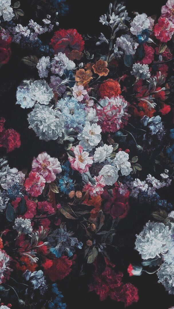 Pinterest Cici In 2019 Floral Wallpaper Iphone Flower