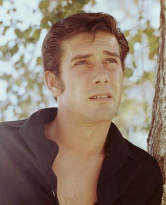 Robert Fuller - way before my time ...but DAMN he was / is a good looking man.  He his kind of like Mark Harmon... ageing well!