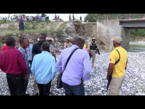 Haiti News - Vizit Prezidan Repiblik la Jovenel Moïse nan Grandans peyi a.