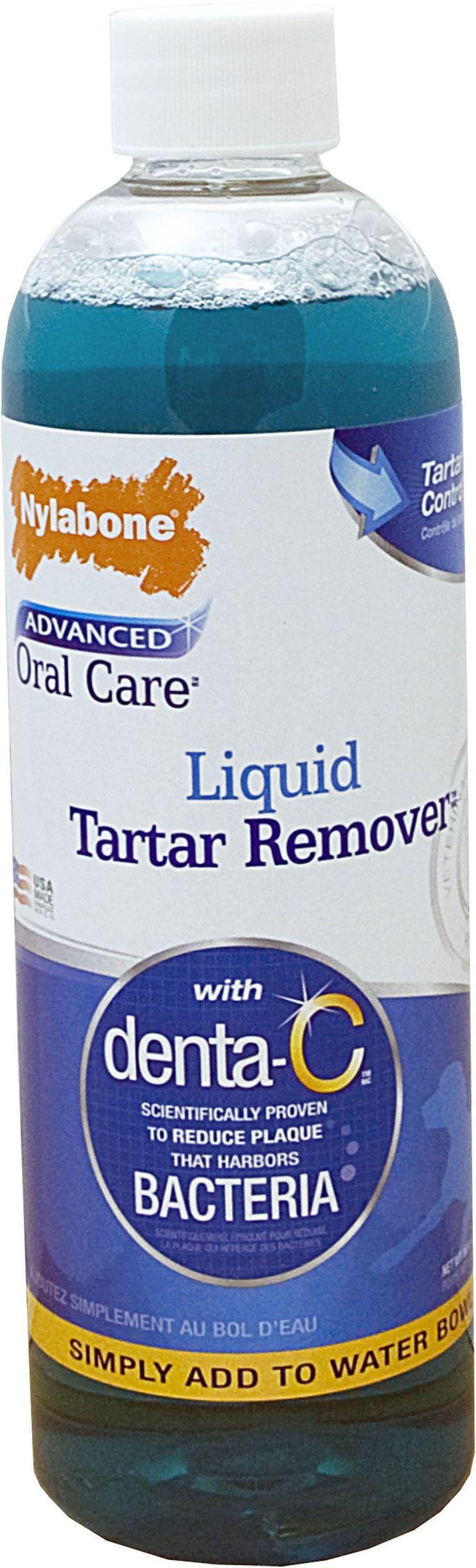 Nylabone Corp (bones) - Advanced Oral Care Liquid Tartar Remover
