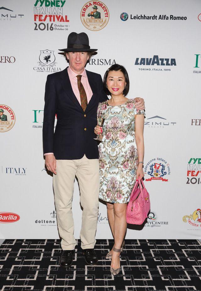 A Taste Of La Dolce Vita @ The VIP Launch Of Sydney Italian Festival