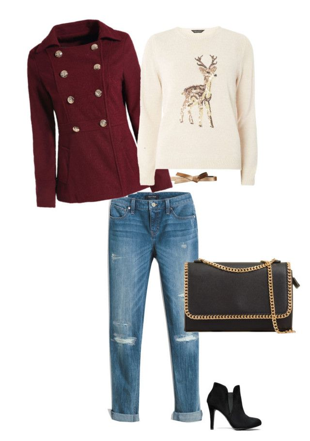 It's the Holiday Season ♡ by jcshopgirl77 on Polyvore featuring polyvore, fashion, style, Dorothy Perkins, WithChic, White House Black Market, BCBGMAXAZRIA and clothing