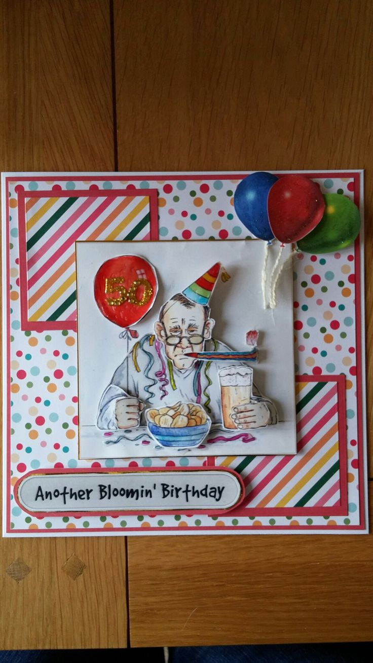 La Pashe Birthday Card