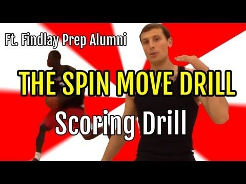955612b370b How To  Spin Move Basketball Moves Tutorial