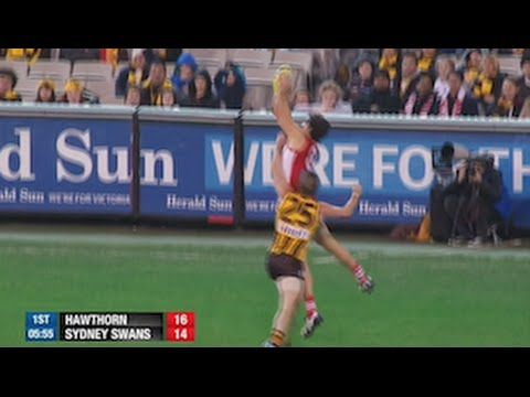 SwansTV: Bud and Tippett combine: Plays of the Day R18