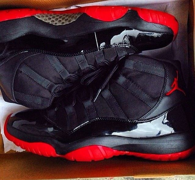 #sneakers #jordans11 authentic jordan 11 bred for sale…
