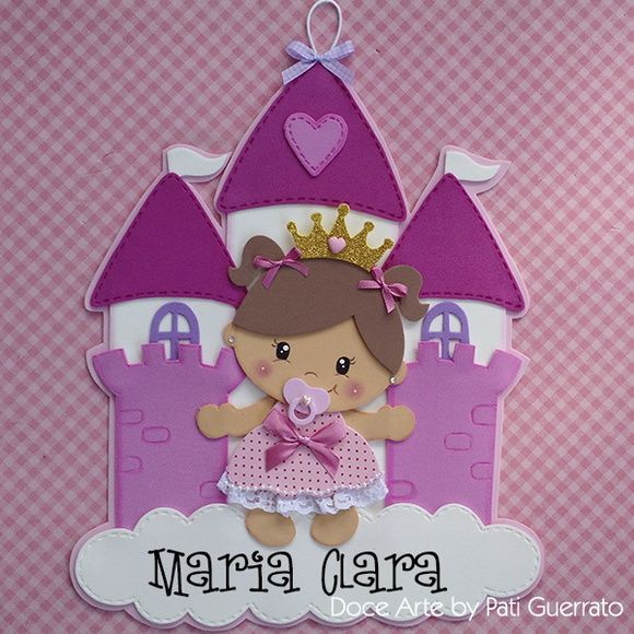 Guirlanda Princesa Baby