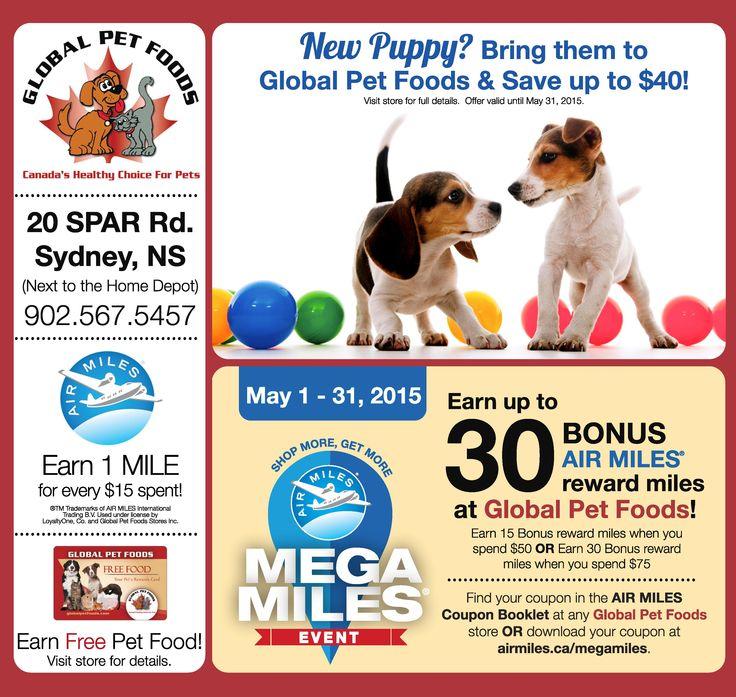 Global Pet Foods Nova Scotia
