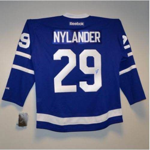 promo code 2701c e9b24 Details about Nazem Kadri Signed Toronto Maple Leafs Jersey ...