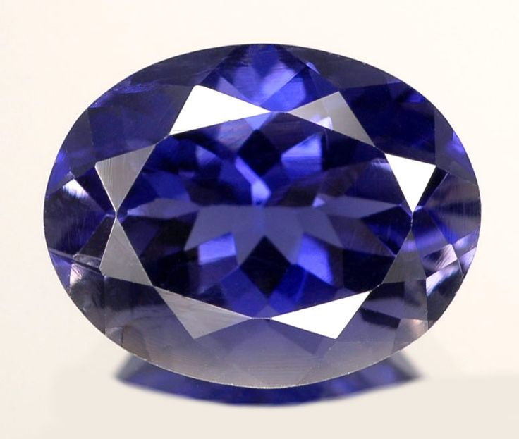 "IOLITE - the name ""iolite"" comes from the Greek ""ios"", which means violet. The Vikings probably mined iolite from deposits in Norway and Greenland."