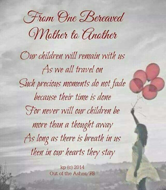 78+ Ideas About Grieving Mother On Pinterest