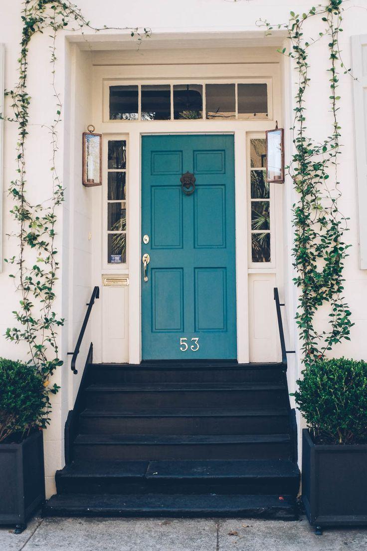 Charleston charm.