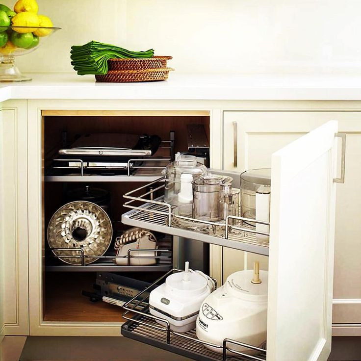 It's the beginning 2016 so we think it's the perfect time to talk about kitchen solutions (just in case you're thinking about a reno or getting organized). My favourite solution for tricky corners: The Magic Corner is awesome for storing larger appliances. #interiordesign #design #sale #bespoke #kitchen #storageidea #2016 #kitchenconrners #mini #stayinghomeandcrafting #kitchenaid #selfmade #dollhouse #newproject #hobby #interiorinspo #designinspo #interiorstyling #Homewares #homedesign…